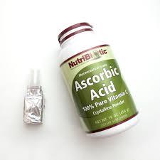 minute diy vitamin c serum recipe