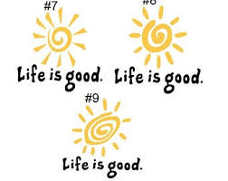 Life Is Good Decal Etsy