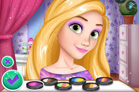 college s princess makeup dress up