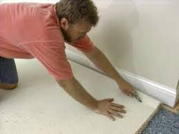 install wall to wall carpet yourself