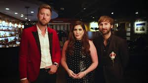 lady antebellum las vegas you