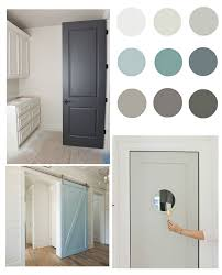 pretty interior door paint colors to