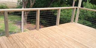 Cable Rail Fencing Cable Railing Boundaries Installation