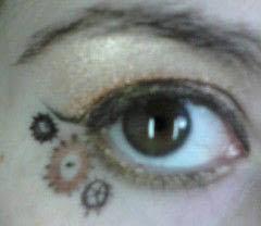 dramatic eye makeup look makeup
