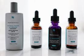 science behind skinceuticals