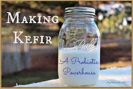 how to make kefir with probiotic benefits