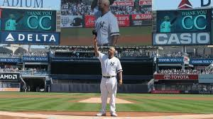 Yankees pay tribute to CC Sabathia prior to longtime ace's final ...