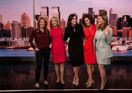 The women of MSNBC are reshaping the television landscape - Los Angeles  Times