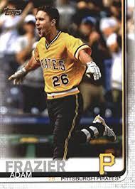 Amazon.com: 2019 Topps Series 2 Baseball #635 Adam Frazier ...