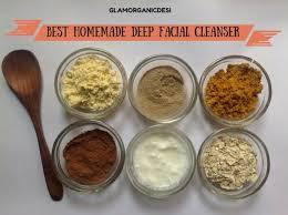 best homemade deep cleanser step