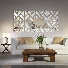 decorating walls mirrors in decors