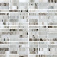verona blend honed 12x12 marble mosaics