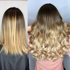 Hair Extensions Types to Lengthen Hair - AG Miami Salon