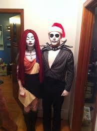 jack skellington costume makeup