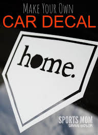 Diy Guide Make Your Own Car Decals