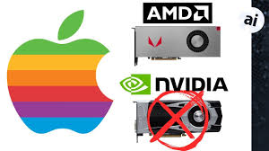 Why Apple Ditched Nvidia Graphics Cards ...
