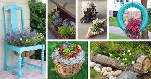 39 best creative garden container ideas