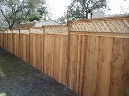 Vinyl Vs Wood Fences Austex Fence And Deck