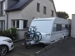 cycle rack adria fleetwood caravans