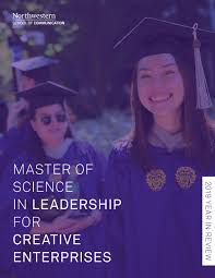 Master of Science in Leadership for Creative Enterprises at Northwestern  Year in Review 2019 by northwesternmslce - issuu
