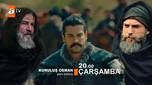 Kuruluş Osman 28. Bölüm - Ertuğrul Bey ve Osman Bey - YouTube