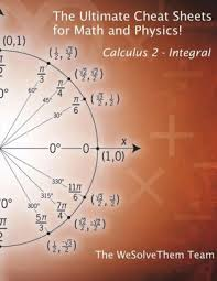 the ultimate cheat sheets for math and