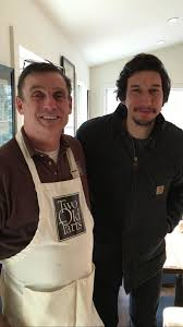 Two Old Tarts - Adam Driver, One of many of our breakfast ...