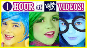 1 hour of inside out makeup tutorials