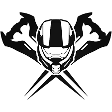 Master Chief Decal