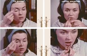 vine 1960 s makeup tutorial