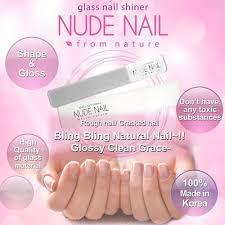 qoo10 nail shiner bath body