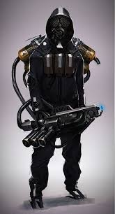 Pin by Ivy Olson on futureFEAR | Cyberpunk character, Science fiction  artwork, Concept art characters