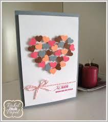 Especial Amour Tutorial Tarjeta Corazon De Corazones Tarjeta