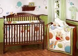 disney pooh happy days baby bedding