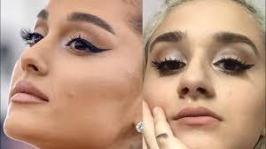 ariana grande eye makeup 2016