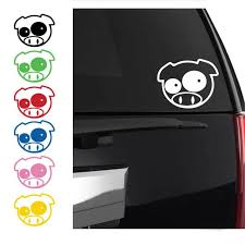 Vinyl Rally Pig Car Decal Decoration Off Road Racing Subaru Scene Computer Sticker Car Decals Waterproof Decal Any Size Hq296 Wall Stickers Aliexpress