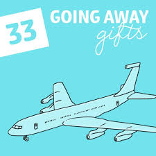 33 going away gifts that show you