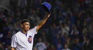 Cubs Pitching Prospect Adbert Alzolay Will Come Up to Start Today |  Bleacher Nation