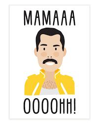 mamaaa oooohh mother s day card