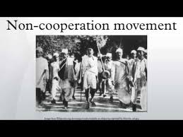 Non-cooperation movement - YouTube