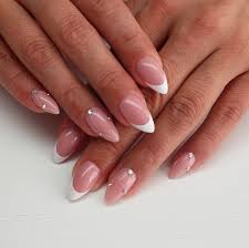 Wedding Nails Wedding Paznokcie French Nails Clear