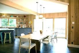 dining table pendant light room