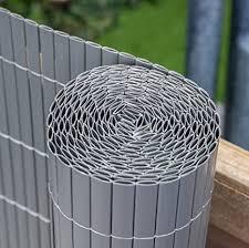 artificial grey bamboo cane plastic