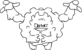 Kleurplaat Pokemon Alola Formen Alola Graveler 19