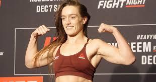 UFC on ESPN 7 results: Aspen Ladd defeats Yana Kunitskaya via third-round  TKO
