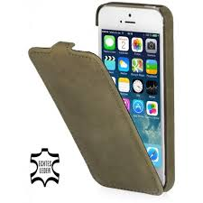 genuine leather case for apple iphone