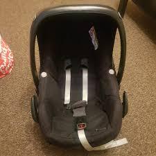 maxi cosi baby car seat in leyton