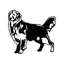 Golden Retriever Stickers B P Mom For The Car Dabbing Dog Dab Dance Move Sticker By Design Humans Sutanrajaamurang