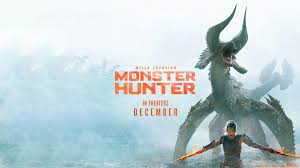 Action-packed Monster Hunter movie ...