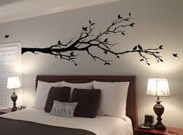 Amazon Com Digiflare Graphics Extra Large Tree Branch Wall Decal Deco Art Sticker Mural With 10 Birds Home Kitchen